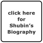 Seymour Shubin's Biography