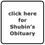 Seymour Shubin's Obituary