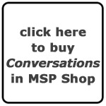 Buy Conversations I Really Had via the MSP Paypal Shop
